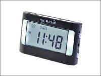 振動式目覚し時計|ビブラ|携帯型振動目覚まし時計|VA3|振動、音|振動式|介護|福祉|補聴器|時計市場|楽天シニア市場|自立コム|送料無料