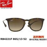 [Ray-Ban レイバン] RB4221F 865/13 52 [サングラス]
