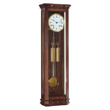 Hermle [ヘルムレ] 高級インテリアクロック Wall Clock 壁掛け時計 振り子 クルミ材 機械式木製 70617-030058[送料無料]【成人式 お祝い】【父の日】【クリスマス】