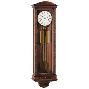 Hermle [ヘルムレ] 高級インテリアクロック Wall Clock 壁掛け時計 振り子 木目クルミ材 機械式木製 70872-030351[送料無料]【成人式 お祝い】【父の日】【クリスマス】