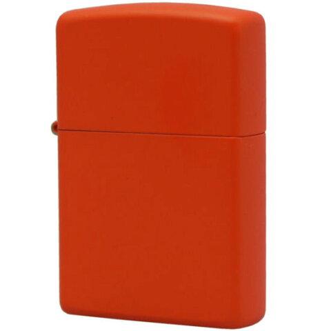 ZIPPO ジッポー ライター 2015 COMPLETE LINE COLLECTION 231 Orange Matte オレンジ メンズ レディース [ギフト プレゼント ラッピング無料 お祝い 父の日 バレンタインデー ホワイトデー クリスマス]