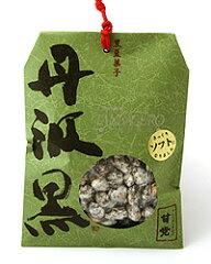 丹波篠山産 大粒黒大豆使用黒豆菓子「丹波黒 甘党(さとうのうすがけ)」【b_2sp1202】