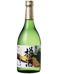 爽やかな杉の香り「菊正宗樽酒720ml」【日本酒】【樽酒】【辛口】