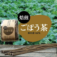 大地のチカラを、いただきましょう。ミラクルパワー「焙煎ごぼう茶」40g(2g×10P)ドクターのオススメ健康を考えたら、ごぼう茶