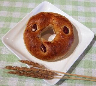 ささげ豆ベーグル(しょうゆ味)
