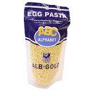 EGG PASTA アルファベットパスタ 90g / スパゲッティ イ...