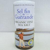【ゲランドの塩】セル ドゥ ゲランド 微粒塩250g