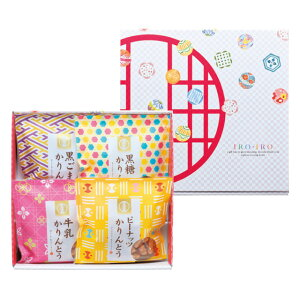 [34% OFF] Karinto assortment AY-AO [Japanese confectionery assortment gift set] Return gifts Newly moved greetings Koren return Hojo Hojo Crusades Manchu Yin Happiness Celebration] [Free wrapping card]