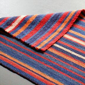 【レターパック利用可】イランの古いテント布・ガジャリキリム・ミニサイズ/29×45cm