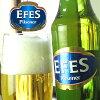 """トルコビール""""Efes""""ボトル24本セット"""