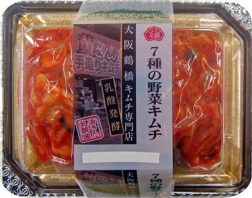 大阪鶴橋キムチ専門店 7種の野菜キムチ【冷蔵】