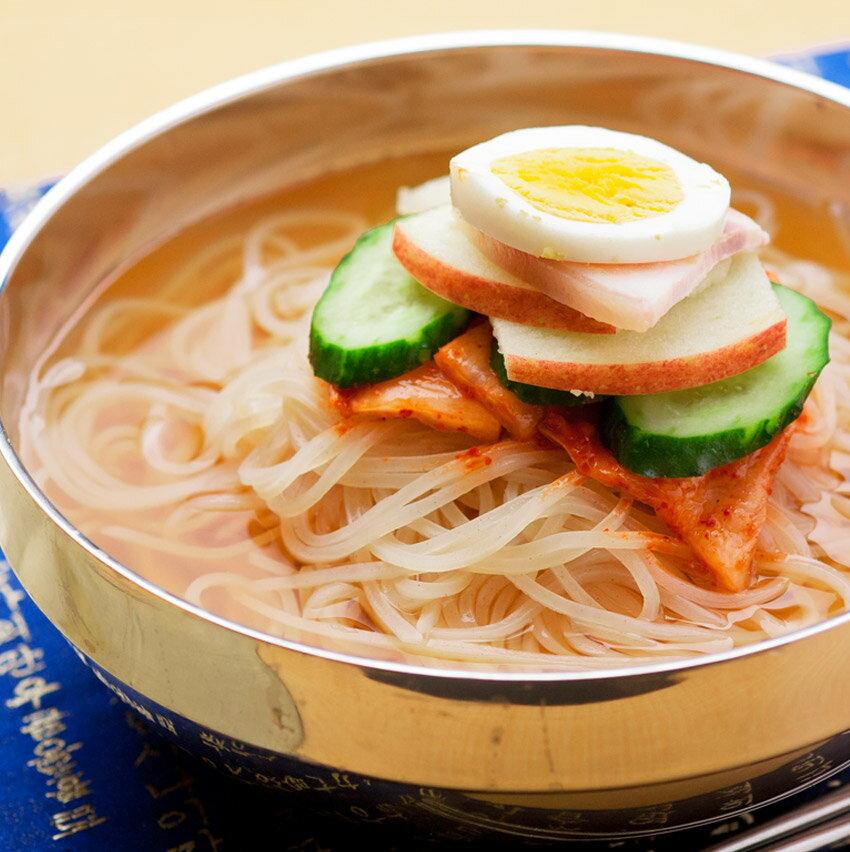 韓国のり1袋オマケ!当店1番人気の冷麺が送料無料!韓国冷麺4食セットが1000円!楽天ランキング1位獲得!韓国レストランが使用する麺とスープ。包装が業務用透明の簡易袋のため訳あり商品となります。冷麺の味は正規品と同じです。【メール便】【送料無料】