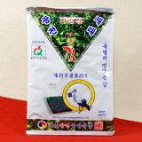 保存食 韓国 広川海苔 大判サイズ 4袋セット