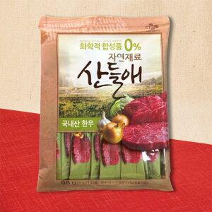 化学調味料無添加・牛肉ダシダスティック(韓国産ビーフストック)