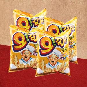 保存食 韓国 ポテトスナック オーカムジャ 4袋セット