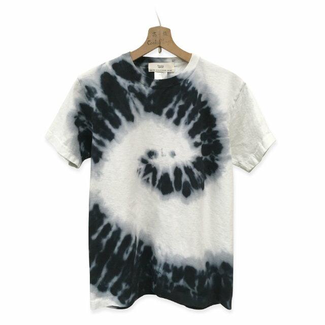 タイダイ染め スパイラル Tシャツ : TS-581