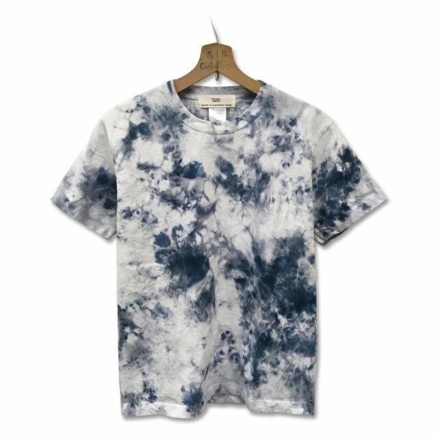 むら染め ムラ染め Tシャツ:TS-597
