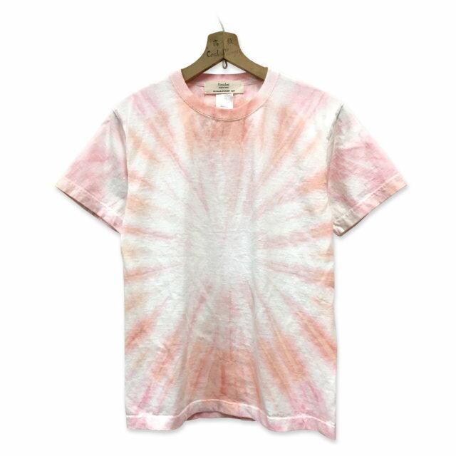 絞り染め タイダイ染め Tシャツ:TS-599