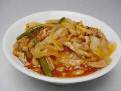 簡単でうまい!豚肉とにんにくの芽の 中華風スタミナ丼