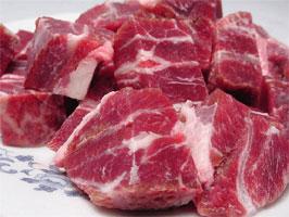 カレーやシチューが劇的にうまくなる!煮込み専用の牛ホホ肉500g煮込み用 牛肉 牛ほほ肉 500g