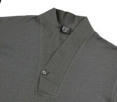 お洒落に便利!男物衿付き襦袢Tシャツ肌着・半襦袢として