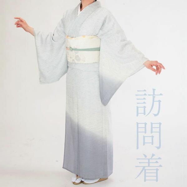 【往復送料無料】絽 訪問着 レンタル17点フルセット・マーブル 足袋プレゼント 夏用 7月8月用 夏きもの 着物レンタル 貸衣装 女性和服 ほうもんぎ 七五三 結婚式 kimono 夏物