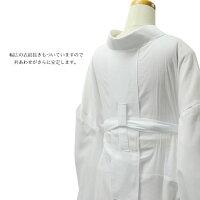 衣紋抜きつき絽長襦袢