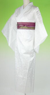 Nagajuban washable polyester juban (kimono with) kimono kimono houmongi Komon kimono under wear juban fs2gm