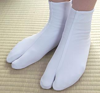 White stretch to fit (5 fasten the clasps) cover and even extend kimono and kimono and kimono / accessories / 23 24 25 long-sleeved kimono hakama Komon tabi & kimono & socks hosieryfs2gm