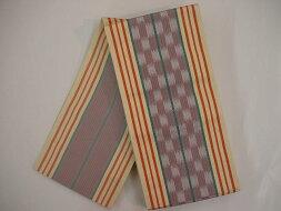 正絹博多織半幅帯(小袋帯)