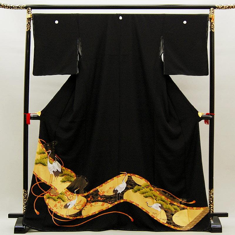 【レンタル】 留袖 留袖トータルセット 貸衣装 結婚式 きもの 往復送料無料 レンタル正絹留袖25点フルセット re-tome-0044