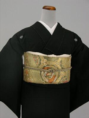 黒留袖レンタルNo.101レンタル留袖1
