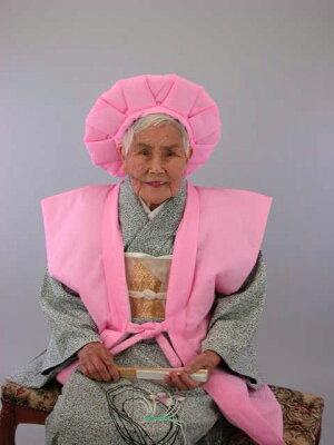 百寿100歳桃色レンタ-1
