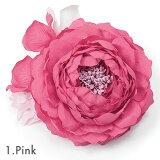 ピンク振袖髪飾り浴衣髪飾り着物髪飾り浴衣髪飾り,振袖髪飾り,成人式髪飾り,花髪飾り,かみかざり,激安