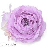 パープル紫振袖髪飾り浴衣髪飾り着物髪飾り浴衣髪飾り,振袖髪飾り,成人式髪飾り,花髪飾り,かみかざり,激安