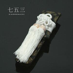 懐剣 男児用 房付き「黒×金 若松」