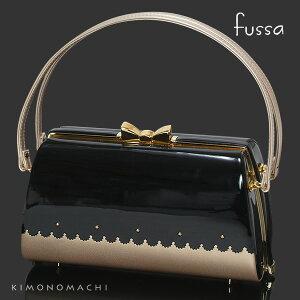 fussa和装バッグ単品「黒
