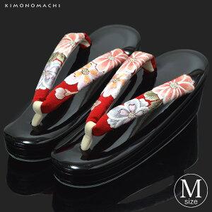 礼装 草履単品「お花の刺繍鼻緒