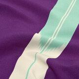 洗える着物二尺袖単品「紫色×アイスグリーン矢絣」お仕立て上がり二尺袖レトロ卒業式にモダン<H>【メール便不可】