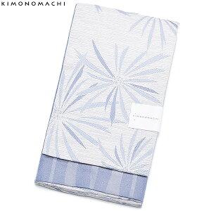 京都きもの町オリジナル浴衣帯単品「白鼠色 花火」小袋帯