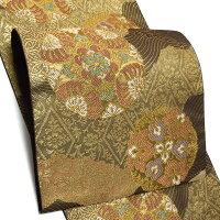 礼装 袋帯「雅華文」未仕立て 正絹帯