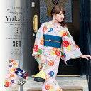 京都きもの町オリジナル 浴衣セット「ピンク カラフル水風船」...