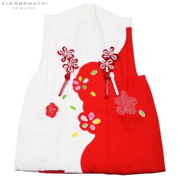 1d4874bc36ce7 中綿でふんわりとしたシルエットで、お子様らしい可愛らしく、華やかに合わせていただける被布コートです。被布飾りもついていて、被布飾りの房がゆらゆらと華やかさを  ...