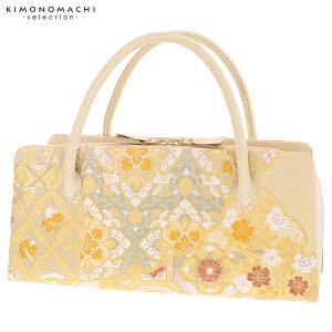 礼装和装バッグ「ゴールド 蜀江