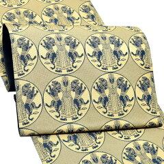 洒落袋帯 龍村美術織物謹製 西