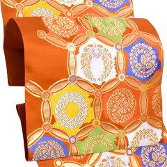 振袖用袋帯 となみ織物謹製 西