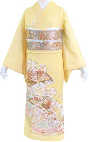 【レンタル】色留袖レンタル 3709
