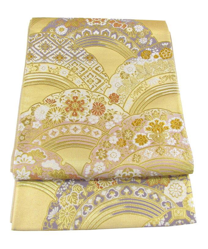 【往復送料無料】】西陣織 高級 袋帯レンタル 008番 着物 帯 袋帯 レンタル 正絹