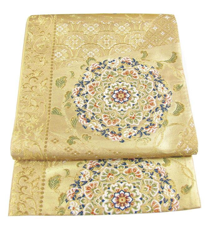 【往復送料無料】】西陣織 高級 袋帯レンタル 010番 着物 帯 袋帯 レンタル 正絹