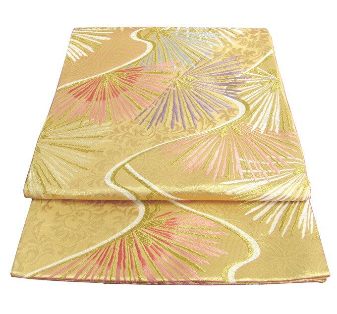 【往復送料無料】】西陣織 高級 袋帯レンタル 029番 着物 帯 袋帯 レンタル 正絹